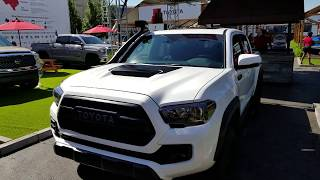 2019 Toyota Tacoma TRD PRO Overview