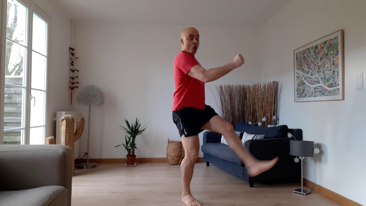 Spécial confinement : gym douce 1