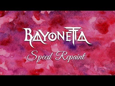 Bayonetta Speed Repaint
