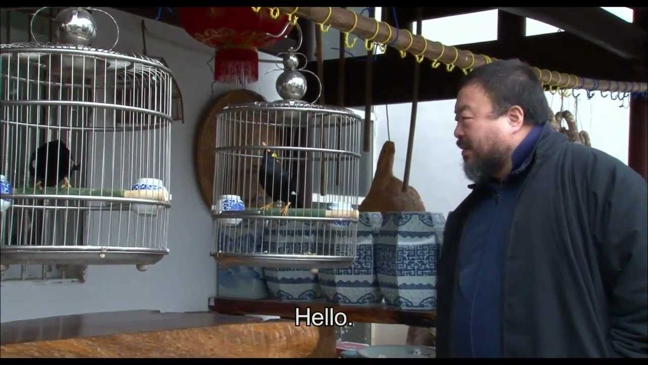 Ai Weiwei Never Sorry Official Trailer Youtube
