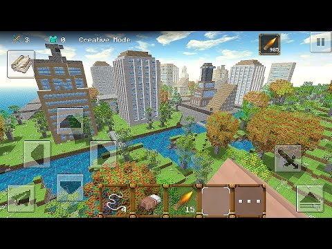City Craft 3 TNT Edition - Gameplay Android