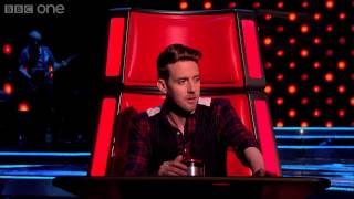 Kelsey Beth performs 'Fell In Love With A Boy'   The Voice UK 2014  Blind Auditions 2   BBC One