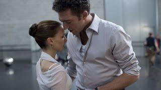 """""""Черный лебедь"""" -Венсан Кассель (Vincent Cassel) & Натали Портман (Natalie Portman)"""