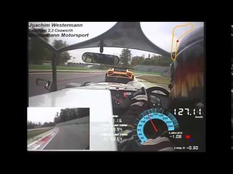 Monza, Hunting a Lamborghini Gallardo Trofeo