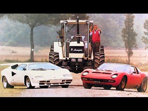 Tonino Lamborghini Racconta Ferruccio Lamborghini Sub Eng