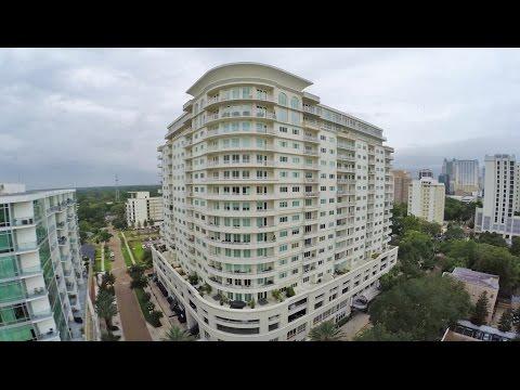 Luxurious Downtown Orlando Penthouse  |  100 S. Eola, Orlando, FL
