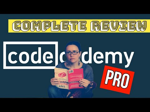 Codecademy Pro Review for 2021 [is Codecademy Pro worth it?]