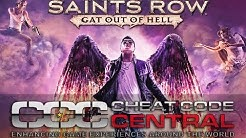 Gat Out of Hell Video Review | Saints Row IV | CheatCC (Cheat Code Central)