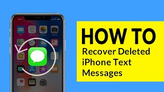 How to recover deleted iPhone text messages from iPhone 6s/6/5s/5/4S