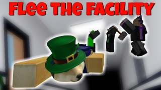 Roblox Flee the Facility Gameplay (ft. Chilly Emerald, BouncerBolt, and DJ99LEE)