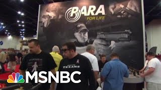 What Does It Take To Buy A Gun In America? | Velshi & Ruhle | MSNBC