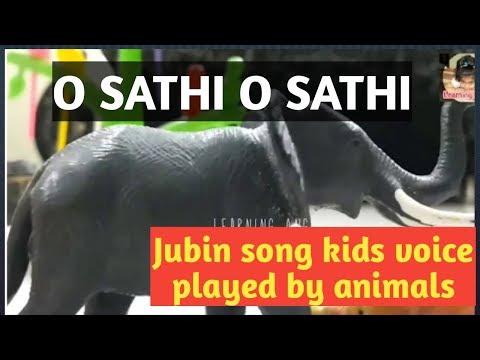o-sathi-o-sathi---jubin-nautiyal- -collab-&-concept-by-#learningangel- save-earth-save-animal- new