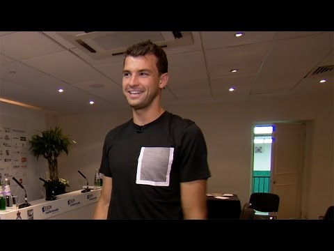 Is Grigor Dimitrov Joining a Boy Band? Watch Dimitrov Get His Groove On to the Backstreet Boys