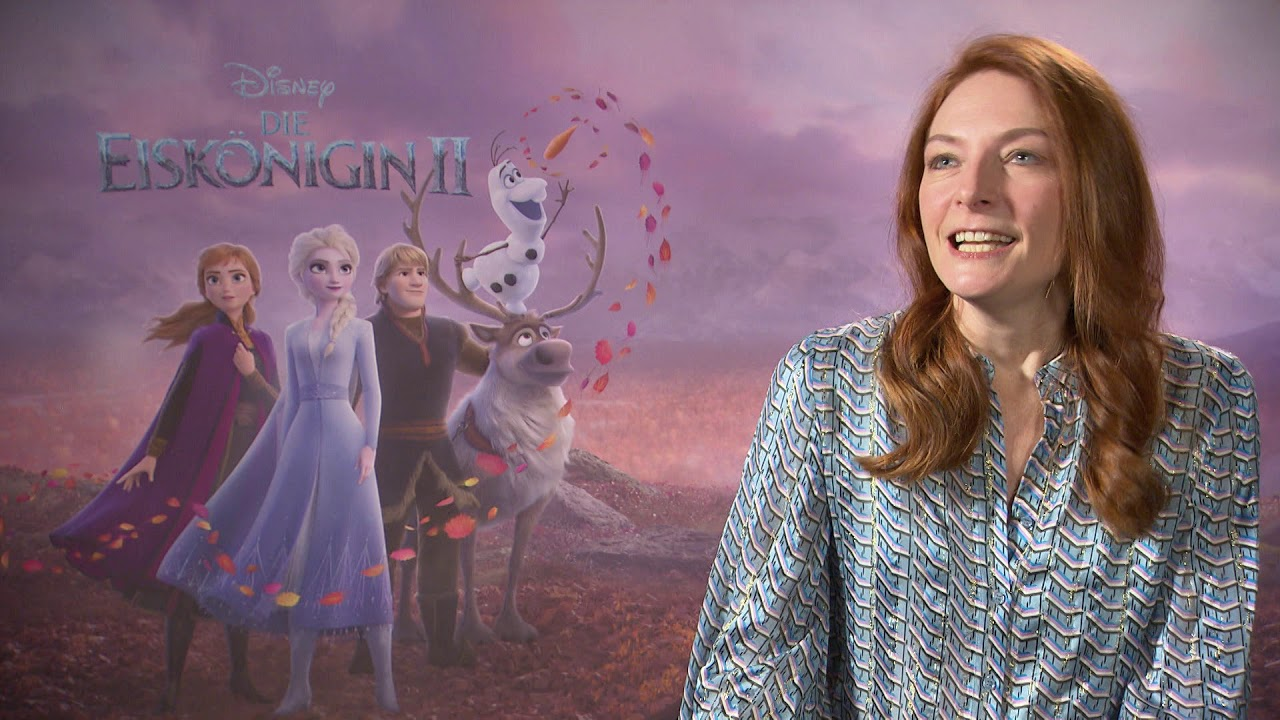 Elsa Stimme Gesang Deutsch