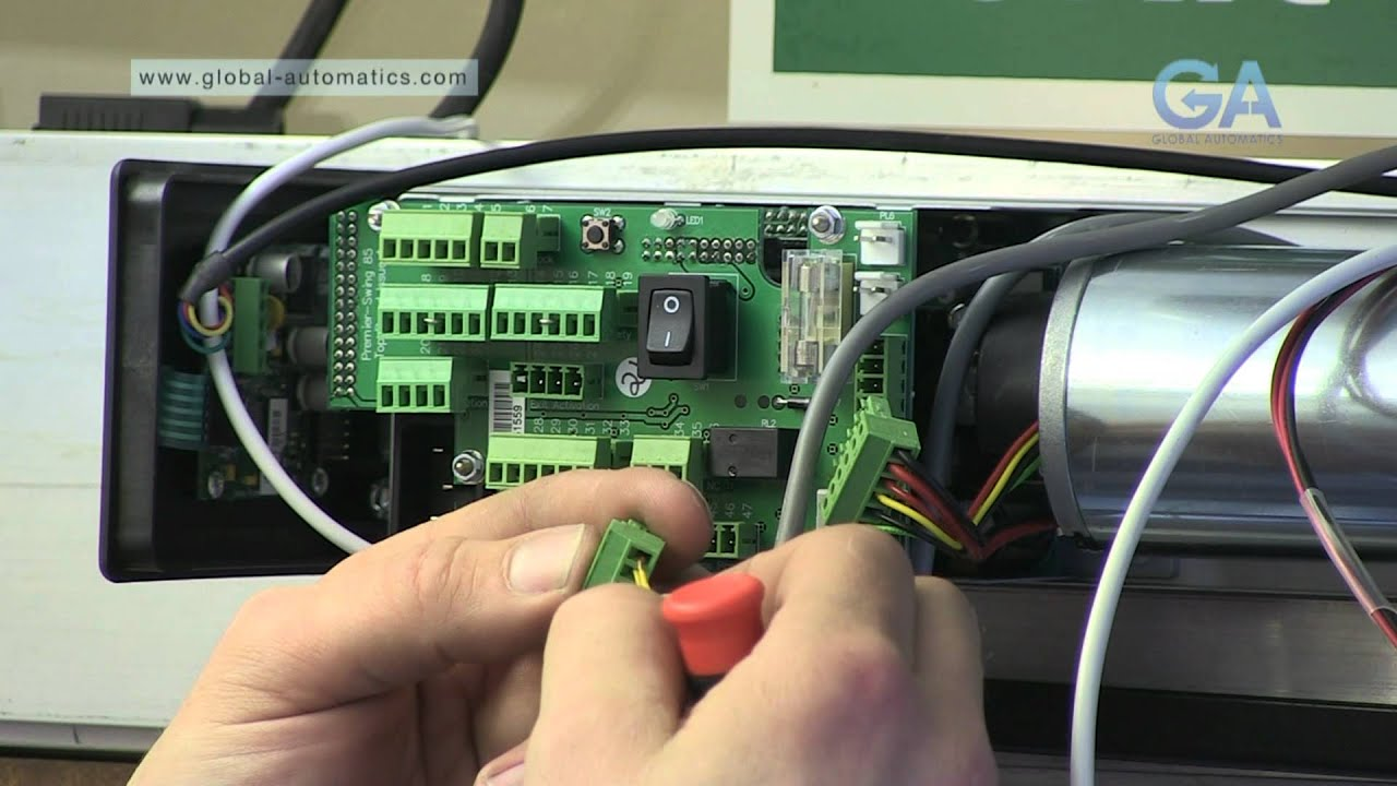 maxresdefault install video fitting the global automatics swing door operator besam sw200i wiring diagram at fashall.co