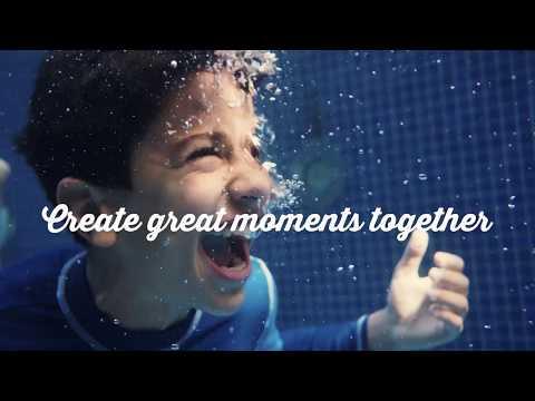 Majid Al Futtaim - #MomentsTogether - Scream Together