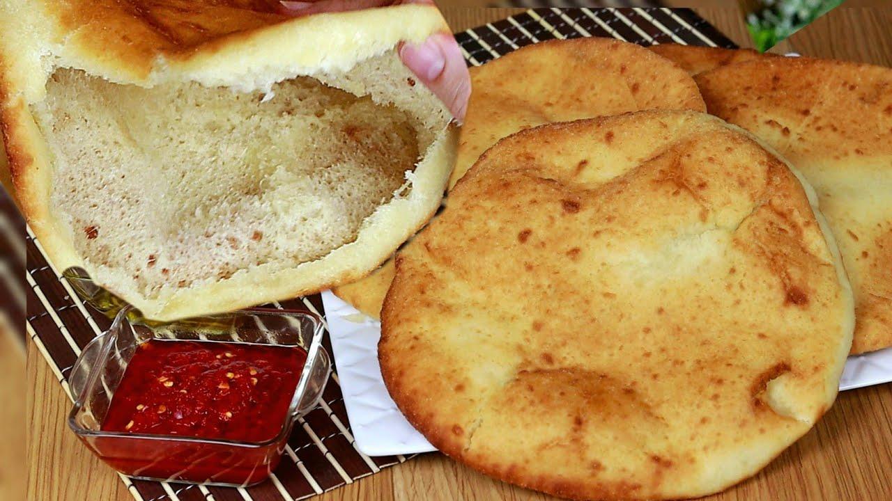 خبز عربي بعجينة البصل الرائعة والطعم اكيد غير حصري وجديد