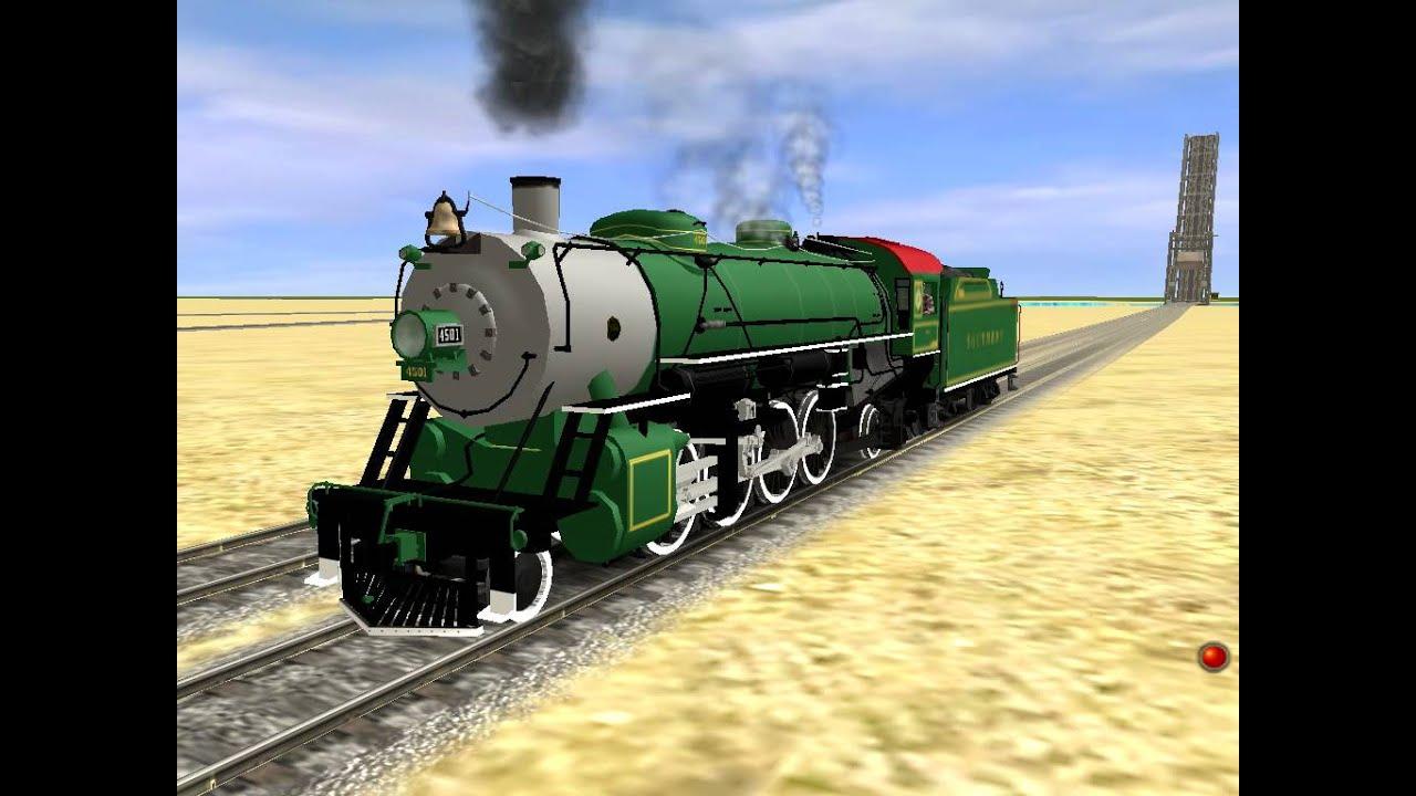 Trainz SR 4501 Custom Whistle