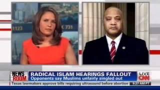 Congressman Carson Interview with CNN's Suzanne Malveaux thumbnail