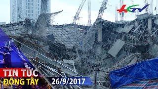 Công bố nguyên nhân sập công trình trường mầm non Vườn Xanh   TIN TỨC ĐÔNG TÂY - 26/9/2017