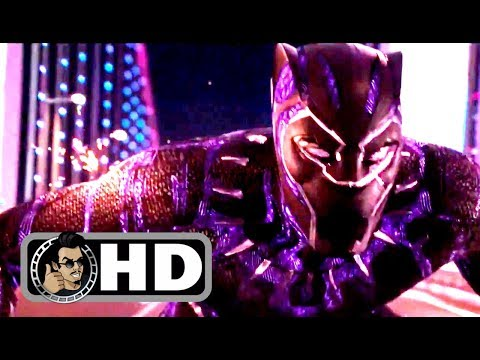 Download Youtube: BLACK PANTHER Movie Clip -