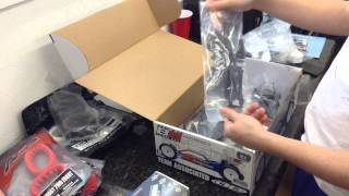 team associated rc10 b5 unboxing