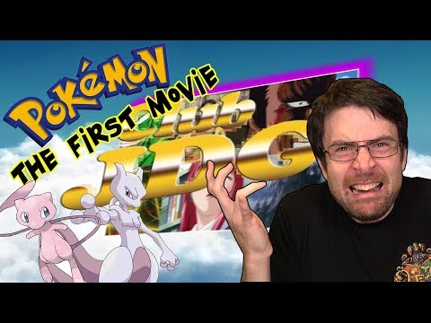 CLUB JDG - POKEMON The first movie (Mew & Mewtwo)