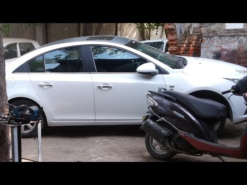 || CHEVROLET CRUZE AMT || Service Change Engine Oil ,oil Filter,air Filter .....