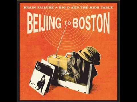 Brain Failure ft  Dicky Barrett  - Coming Down To Beijing