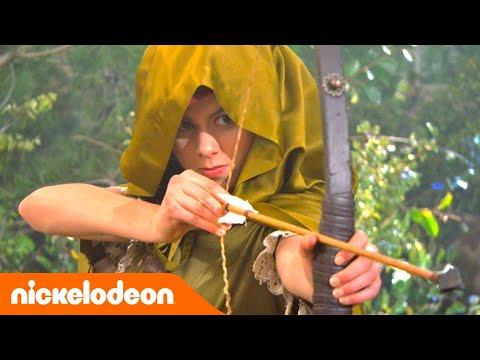 Os Thundermans  Competição de Arco  Portugal  Nickelodeon em Português