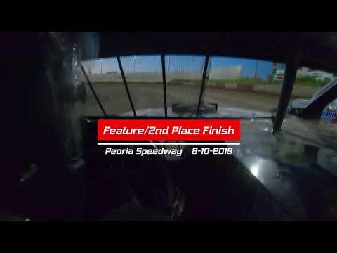 DiggySmalls/E-mod-Full Night Peoria Speedway 8 10 2019