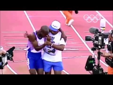 Believe in God - Derek Redmond
