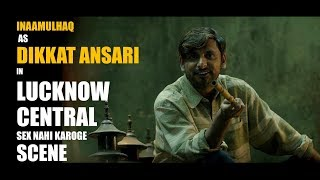 'TUM LOG SEX NAHI KAROGE? | INAAMULHAQ  | in LUCKNOW CENTRAL