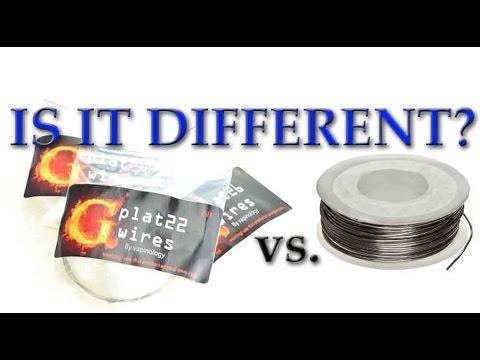 g plat vs kanthal