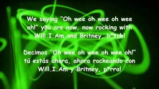 ► Scream & Shout Will.I.Am(Black Eyed Peas) Ft Britney Spears Lyrics/Letra Sub al español 2012