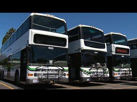 Rowdy passengers' urine, vomit hits Victoria bus driver