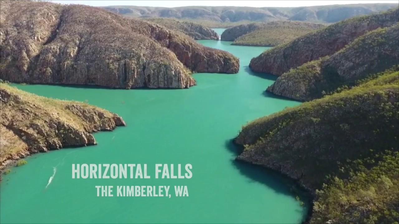 A new marine park for Horizontal Falls - YouTube