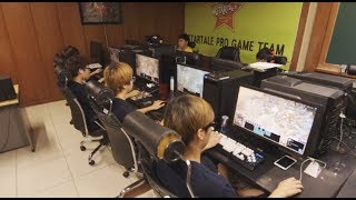 Professional eSPORTS Training at the StarTale House
