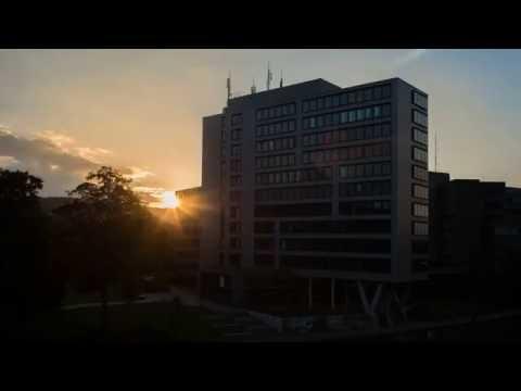 Zeitraffer Shorties: Sonnenaufgang am Landratsamt Esslingen 02  [HD]