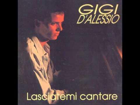 L'ultimo gettone - Lasciatemi cantare 1992 - Gigi D'Alessio