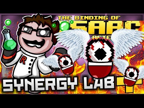 The Binding of Isaac: Afterbirth+ - Synergy Lab: ULTIMATE LIVING PET EYE! (HE'S SO ADORABLE) streaming vf