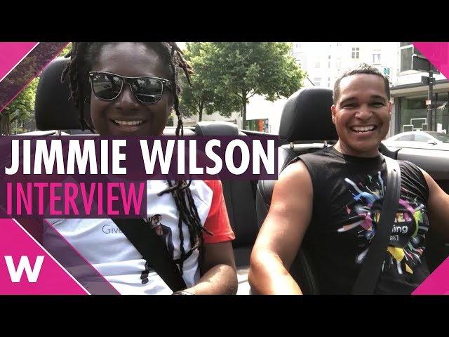 Jimmie Wilson (San Marino 2017)   Interview