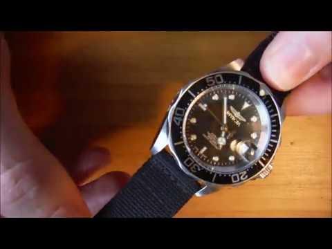Invicta 9110 Dive Watch Reviewиз YouTube · Длительность: 13 мин45 с