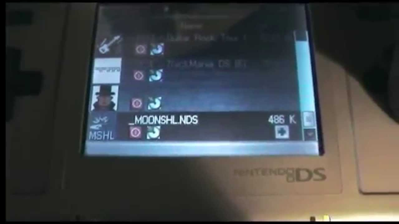 moonshell dstt