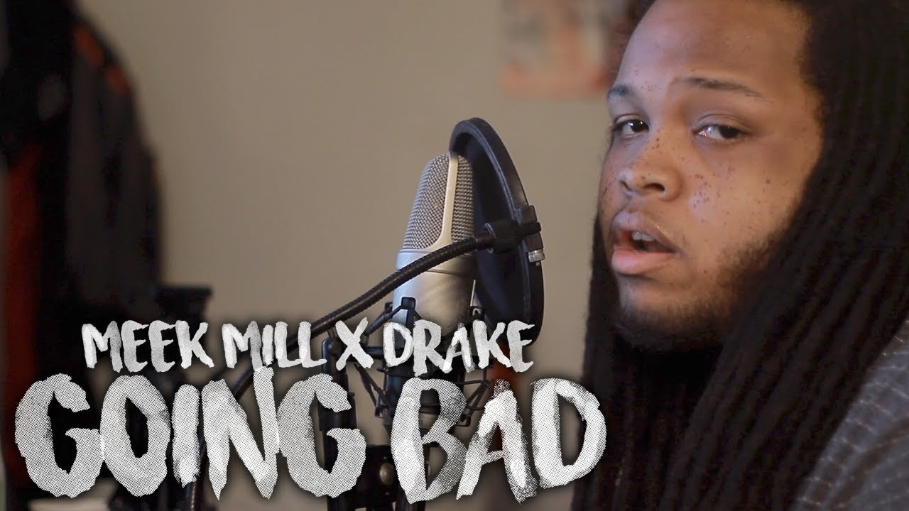 Meek Mill ~ Going Bad feat. Drake (KT Cover feat. Just Shad) image