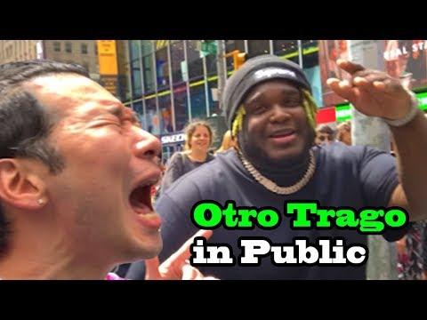 OTRO TRAGO - Sech Darell - DANCE IN PUBLIC