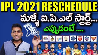 What is IPL Rescheduled Date ? || Will IPL Start Again ?  Eagle Sports