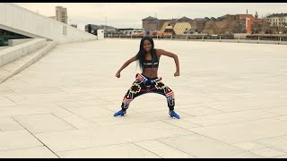 Sherrie Silver - Vibes | Dance Choreography | 100%AfroDance