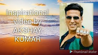 Motivational video by AKSHAY KUMAR ! every student and parent must watch. THE IMPORTANCE OF EXERCISE