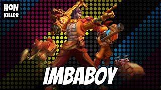 HoN Klanx Gameplay - Imbaboy - Legendary I